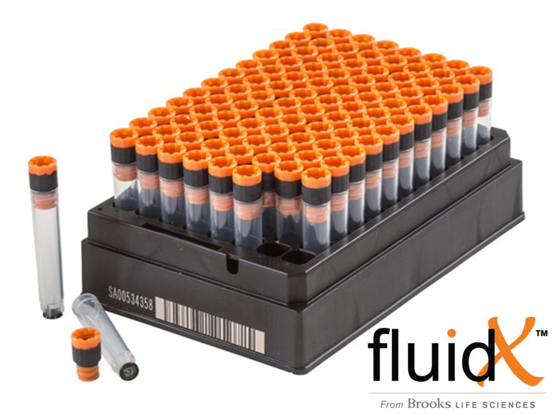 FluidX tubes